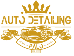logo auto detailing palo